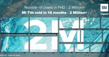 Xiaomi vende 5 de sus televisores cada minuto. Noticias Xiaomi Adictos