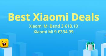 Ofertas Gearbest en productos, smartphones y gadgets Xiaomi. Noticias Xiaomi Adictos