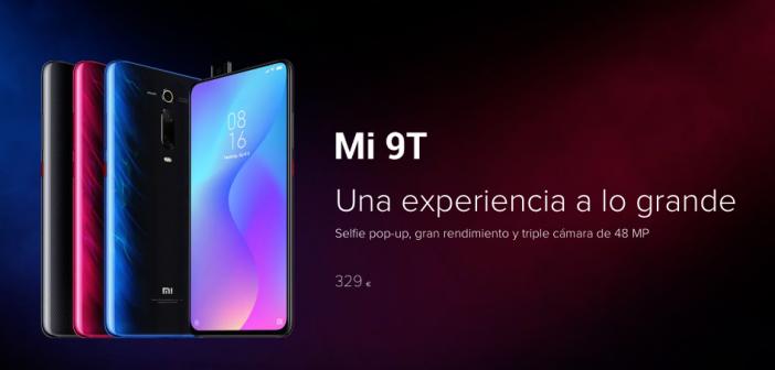 Xiaomi Mi 9T, características, especificaciones y precio. Noticias Xiaomi Adictos