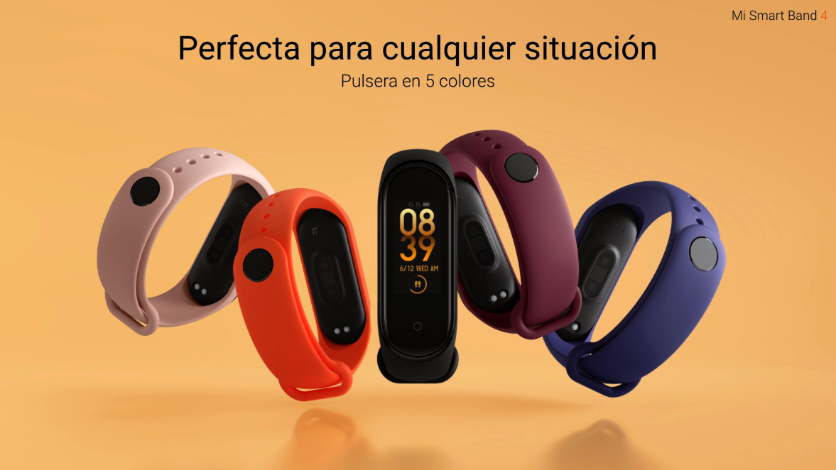 Get the new Xiaomi Mi Band 4 for just € 23 / $ 25 thanks to AliExpress s mid-year offers