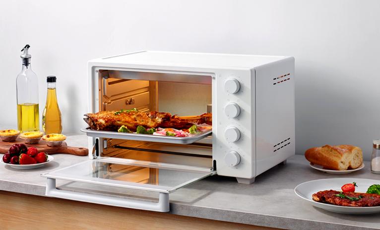 Nuevo horno microondas de Xiaomi Mijia. Noticias Xiaomi Adictos