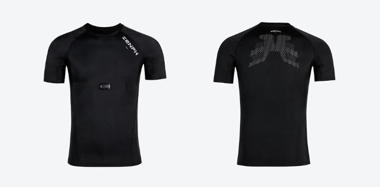ZENPH SensElast 3D, camisa de deporte inteligente. Noticias Xiaomi Adictos