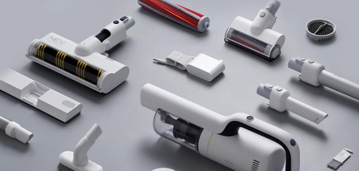 Nueva aspiradora Xiaomi Roidmi Nex, sustituto del Roidmi F8. Noticias Xiaomi Adictos