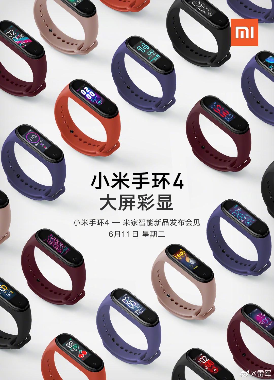 Xiaomi Mi Band 4, características, precio, lanzamiento, donde comprar. Noticias Xiaomi Adictos
