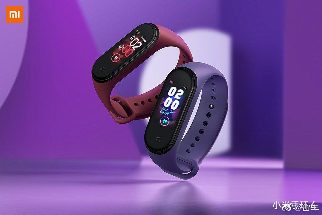 La nueva pulsera Xiaomi Mi Band 4 es más completa que nunca