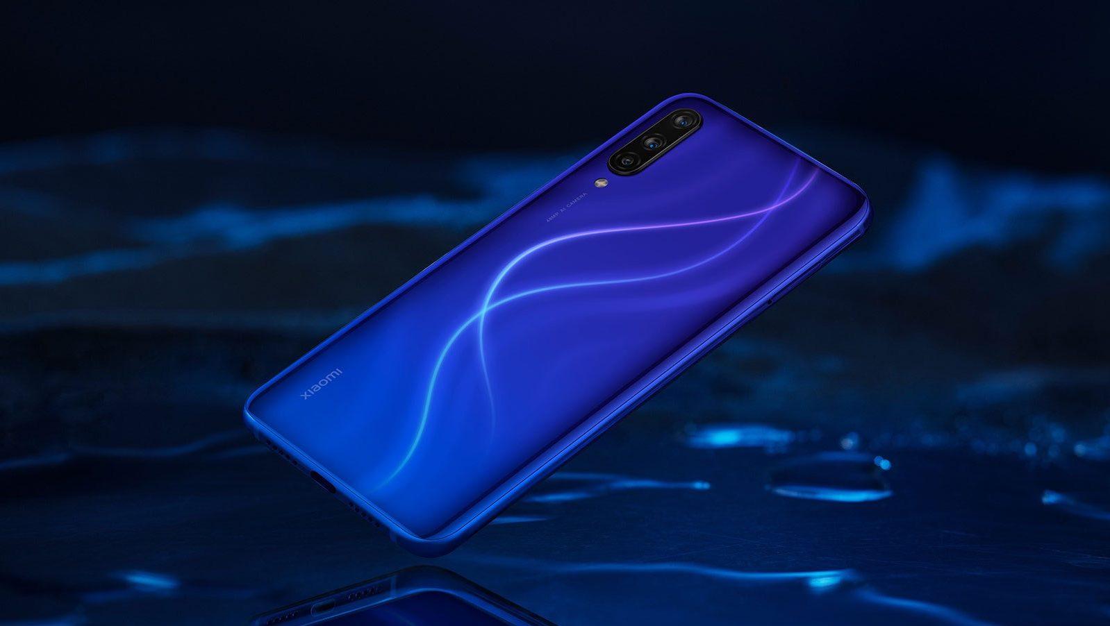 Nuevo acabado Dark Blue Planet del XIaomi CC9. Noticias Xiaomi Adictos