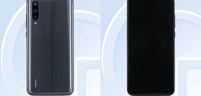 Nuevo smartphone de Xiaomi listado en TENAA. Xiaomi Mi A3. Noticias Xiaomi Adictos