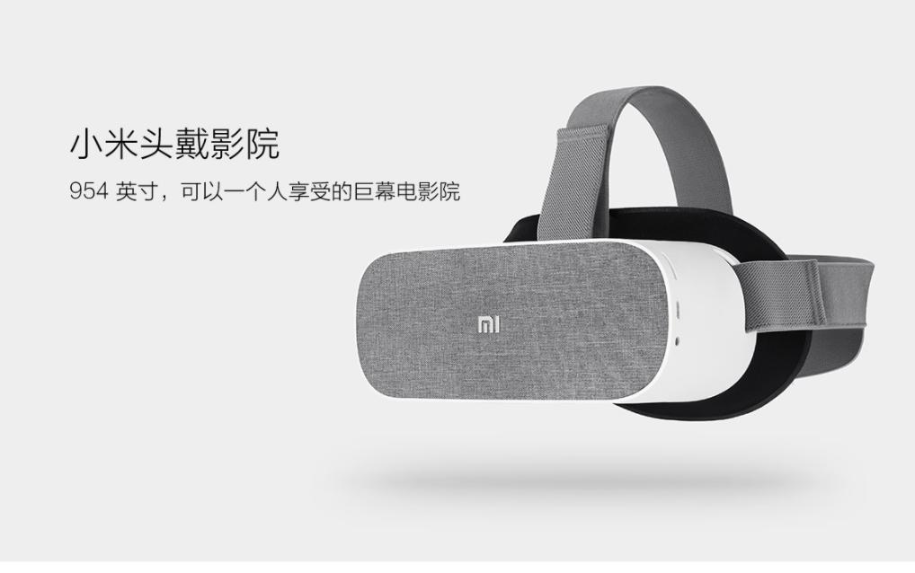 Nuevas gafas de realidad virtual Xiaomi Mi 3D CInema. Noticias Xiaomi Adictos