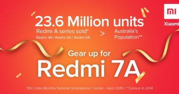 Xiaomi y Redmi venden más de 23 millones de smartphones en la India. Noticias Xiaomi Adictos