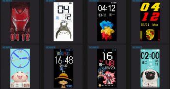 Cómo instalar otras Watchfaces personalizadas en la Xiaomi Mi Smart Band 4. Noticias Xiaomi Adictos