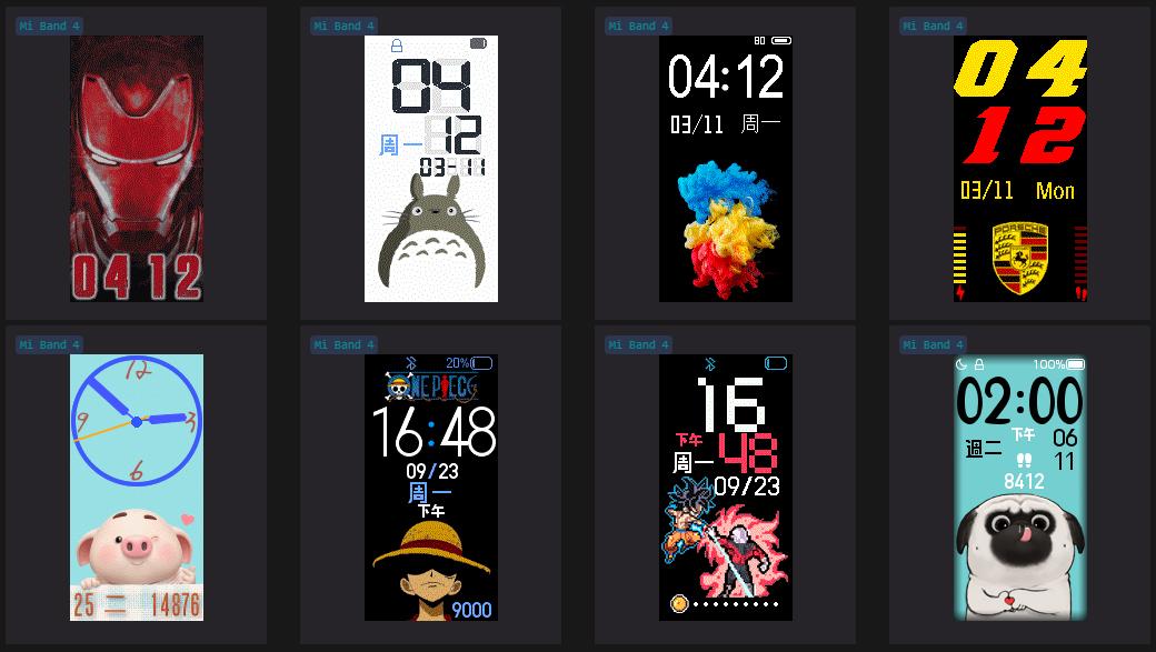 Cómo instalar otras Watchfaces personalizadas en la Xiaomi