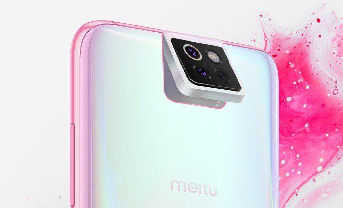 Así podría ser el Xiaomi CC. Un smartphone con cámara rotatoria.