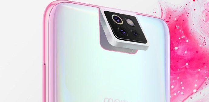 Nuevo smartphone de Xiaomi y Meitu con cámara trasera plegable. Noticias Xiaomi Adictos