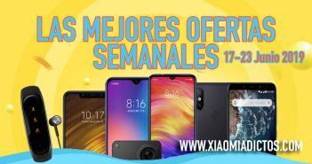 Ofertas en productos Xiaomi de esta semana. Smartphones y Gadgets al mejor precio. Noticias Xiaomi Adictos