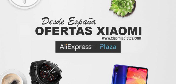 Cupón descuento con ofertas de smartphones, domótica y hogar en AliExpress Plaza y Xiaomi. Noticias Xiaomi Adictos