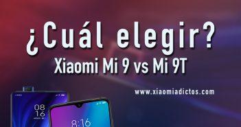 Xiaomi Mi 9 vs Mi 9T, cual elegir según tus necesidades. Noticias Xiaomi Adictos