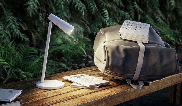 Lámpara inteligente Xiaomi Mi Table Lamp Recargable, características y precio. Noticias Xiaomi Adictos