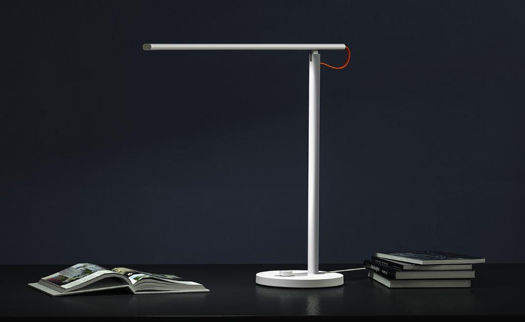Lámpara inteligente Xiaomi Mi Table Lamp 1S, características y precio. Noticias Xiaomi Adictos