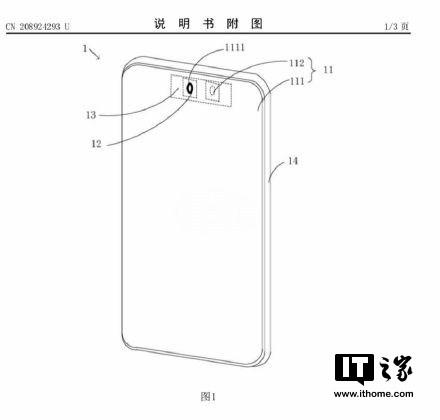 Xiaomi patenta un nuevo smartphone con cámara selfie o frontal bajo pantalla. Noticias Xiaomi Adictos