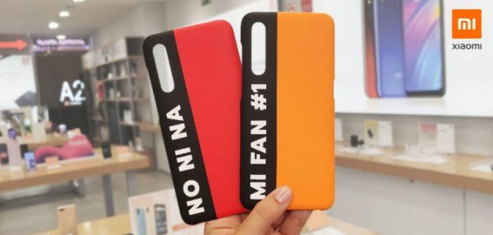 Consigue las nuevas fundas protectoras personalizadas del Xiaomi Mi 9. Noticias Xiaomi Adictos