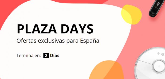 """AliExpress lanza el """"Plaza Days"""": Superprecios con envío rápido desde España y 2 años de garantía"""