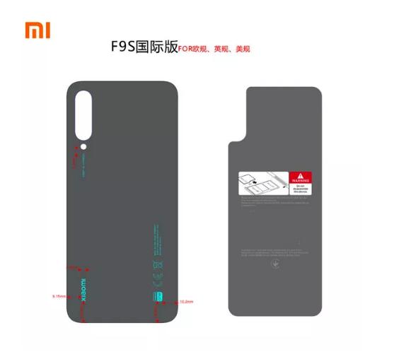 Patron y esquema del Xiaomi Mi A3 y A3 Lite. Noticias Xiaomi Adictos