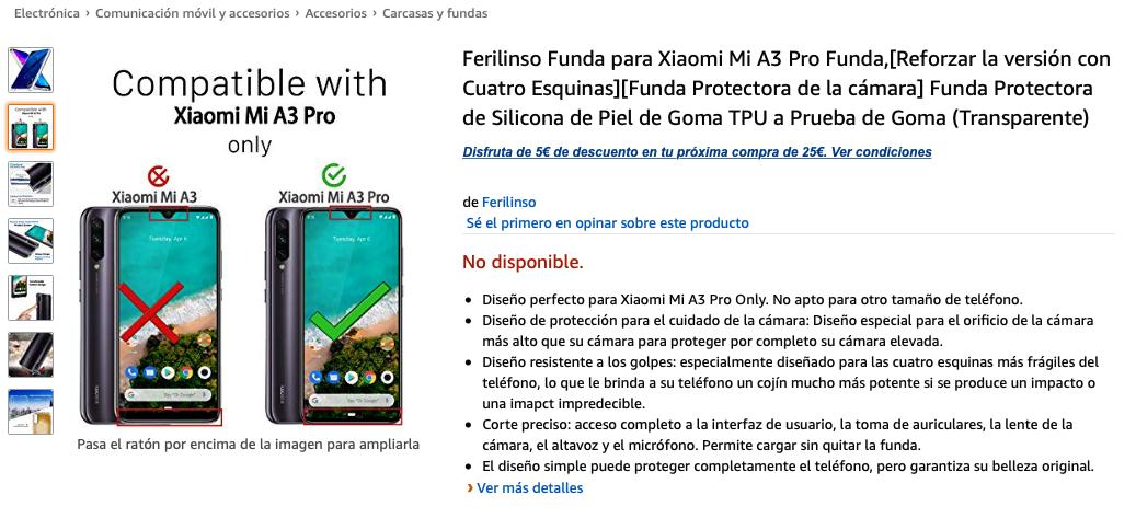 Primeros rumores del Xiaomi Mi A3 Pro. Noticias Xiaomi Adictos