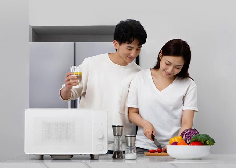 Nuevo microondas con grill incorporado de Xiaomi Mijia. Noticias Xiaomi Adictos