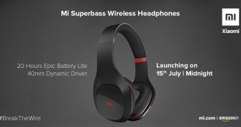 Xiaomi Mi Super Bass Wireless Headphones, características y precio. Noticias Xiaomi Adictos