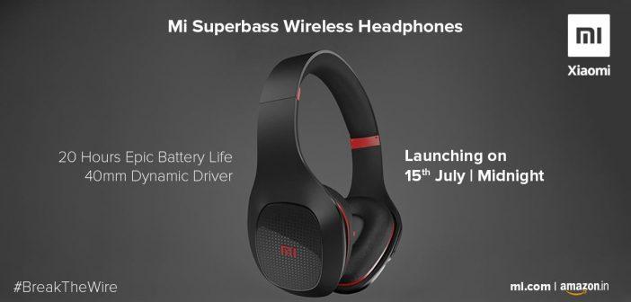 Xiaomi Mi Super Bass Wireless Headphones, características y precio. Noticias Xiaomi Adictos