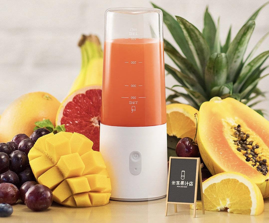 Nuevo triturador de fruta Mijia. Noticias Xiaomi Adictos