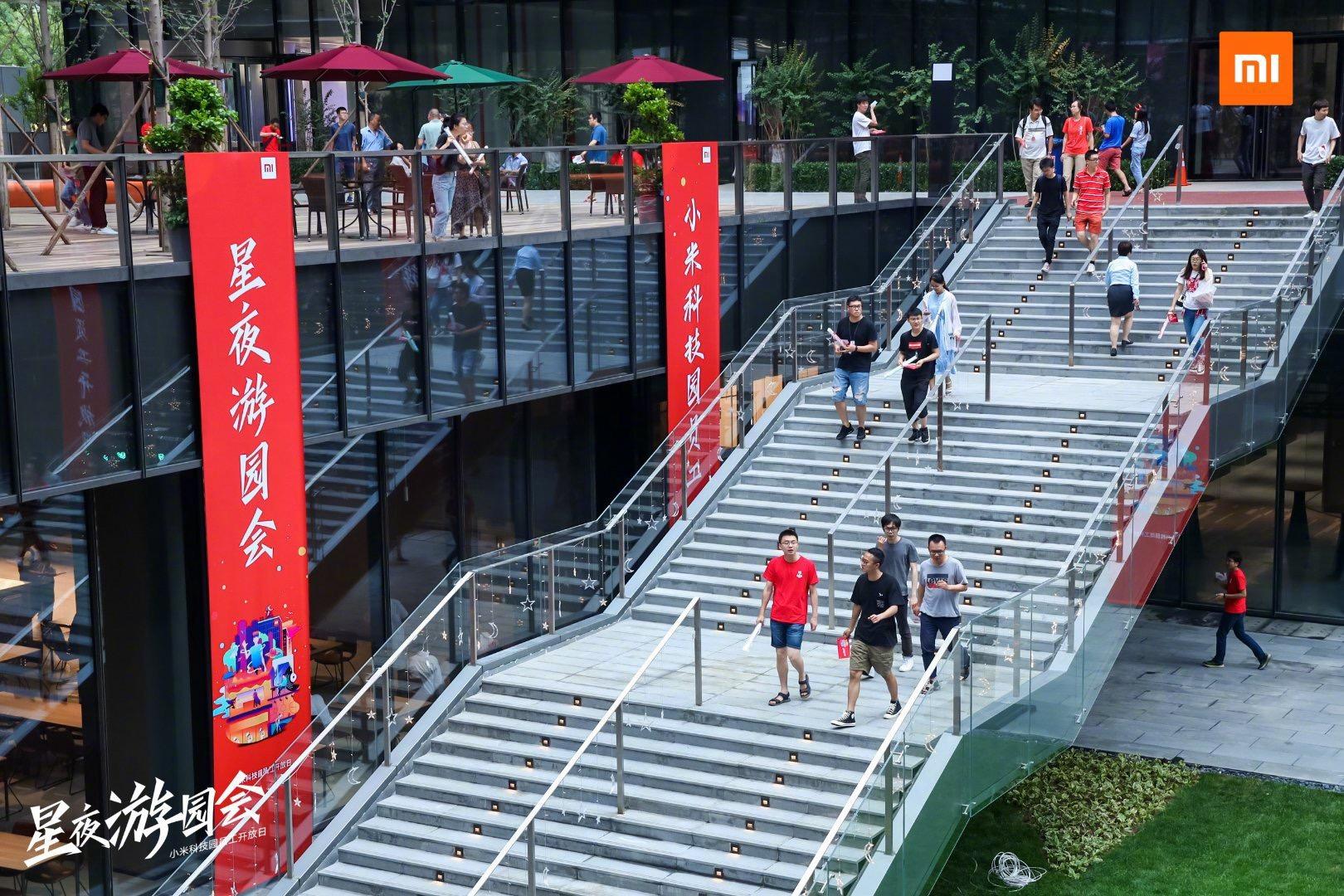 El nuevo Parque Científico y Tecnológico de Xiaomi abre sus puertas. Así luce de espectacular luce la nueva sede de la compañía. Noticias Xiaomi Adictos
