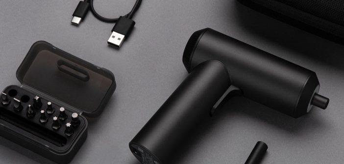 Nuevo atornillador destornillador electrctico Mijia. Noticias Xiaomi Adictos
