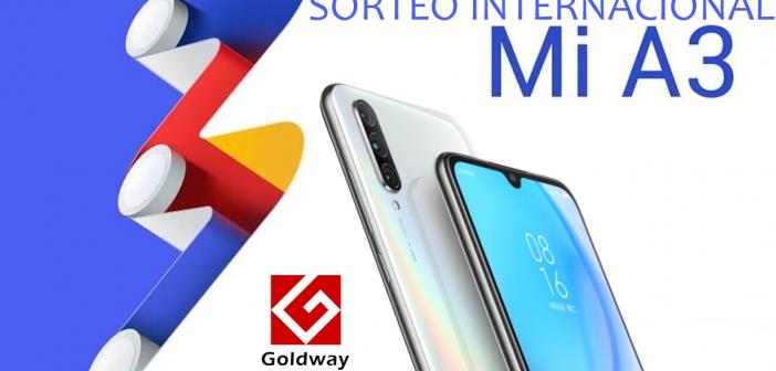 Sorteo internacional Xiaomi Mi A3. Noticias Xiaomi Adictos