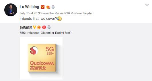 Qualcomm Snapdragon 855+ podría llegar en Xiaomi y Redmi. Noticias Xiaomi Adictos