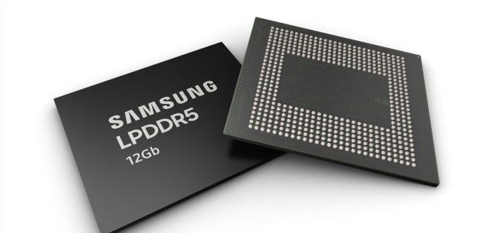 Samsung comienza a producir en masa sus nuevos módulos de RAM LPDDR5 de 12GB. Noticias Xiaomi Adictos