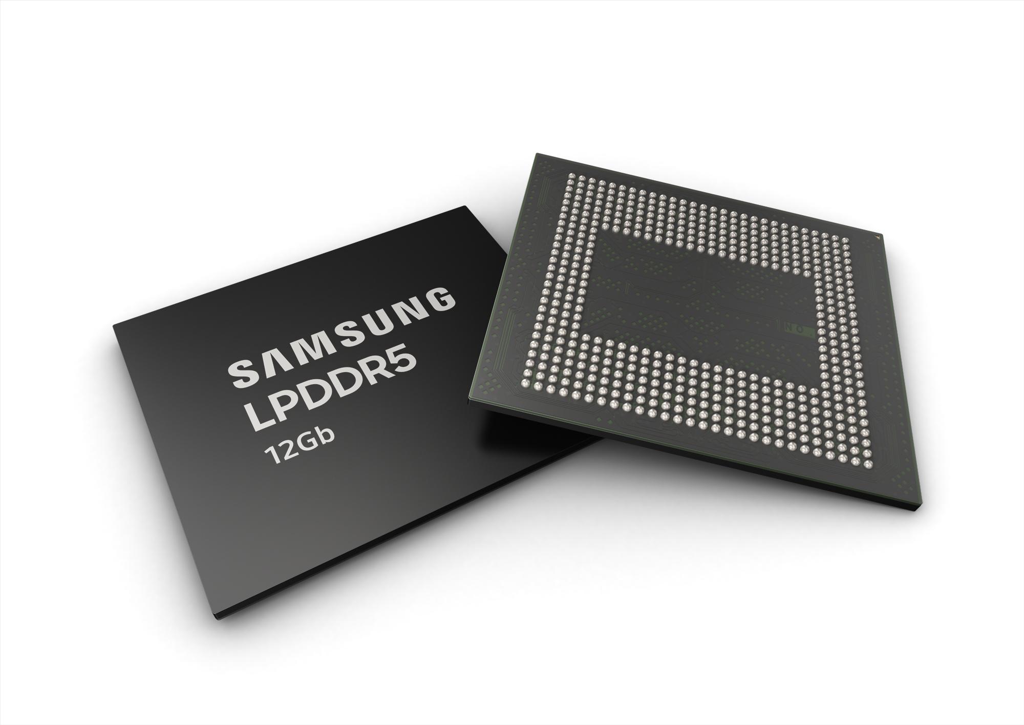 Samsung produce los chips DRAM más veloces del mundo