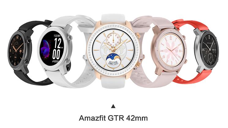 Amazfit GTR, características, especificaciones y precio. Noticias Xiaomi Adictos