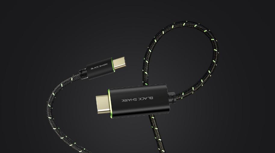 Nuevo cable USB Tipo C a HDMI de Black SHark Xiaomi. Noticias Xiaomi Adictos