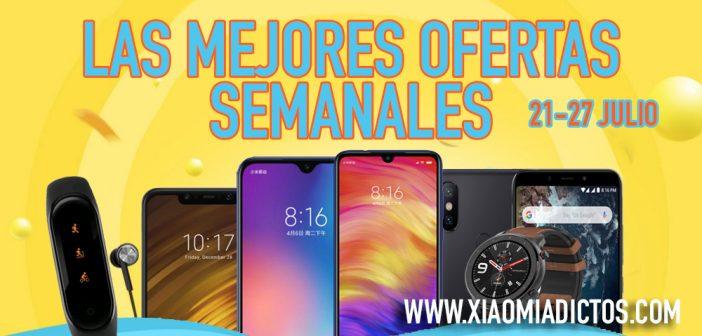 Las mejores ofertas y descuentos en smartphones y gadgets xiaomi de la semana. Noticias Xiaomi Adictos