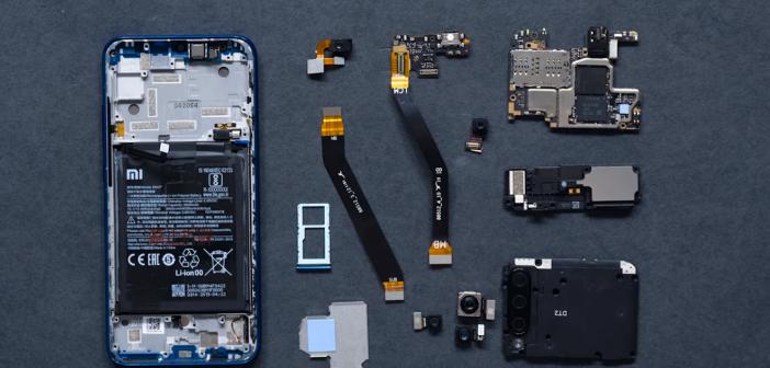 Teardown del interior del Xiaomi Mi A3. Noticias Xiaomi Adictos