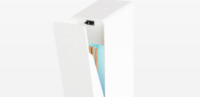 Xiaomi lanza a la venta un nuevo esterilizador de palillos chinos. Noticias Xiaomi Adictos