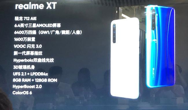Se filtra el nuevo Realme XT, un duro competir del Redmi Note 8 de Xiaomi. Noticias Xiaomi Adictos