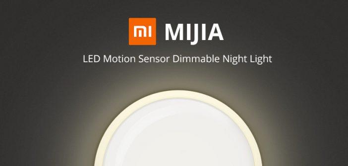 Nueva Mijia Night Light 2 de Xiaomi. Noticias Xiaomi Adictos