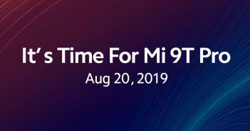 Fecha de presentación y lanzamiento del Xiaomi Mi 9T Pro Global. Noticias Xiaomi Adictos
