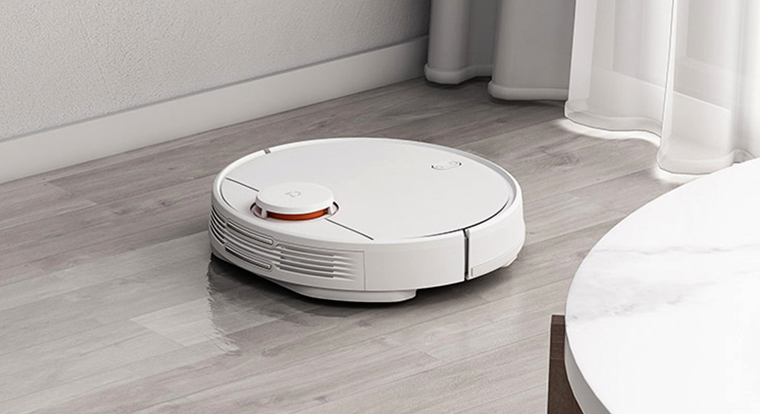 Xiaomi Mijia Sweeping Robot: This is the new Xiaomi robot vacuum cleaner equipped with LDS laser sensor