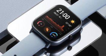 Amazfit GTS, Amazfit Smart Sports Watch 3, características, precio y especificaciones. Noticias Xiaomi Adictos