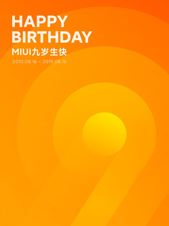 9º aniversario de MIUI y próxima llegada de MIUI con fecha exacta de presentación. Noticias Xiaomi Adictos