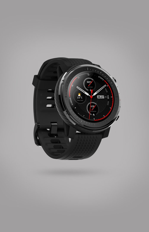 Nuevo Amazfit Smart Sport Watch 3, fecha de presentación. Noticias Xiaomi Adictos