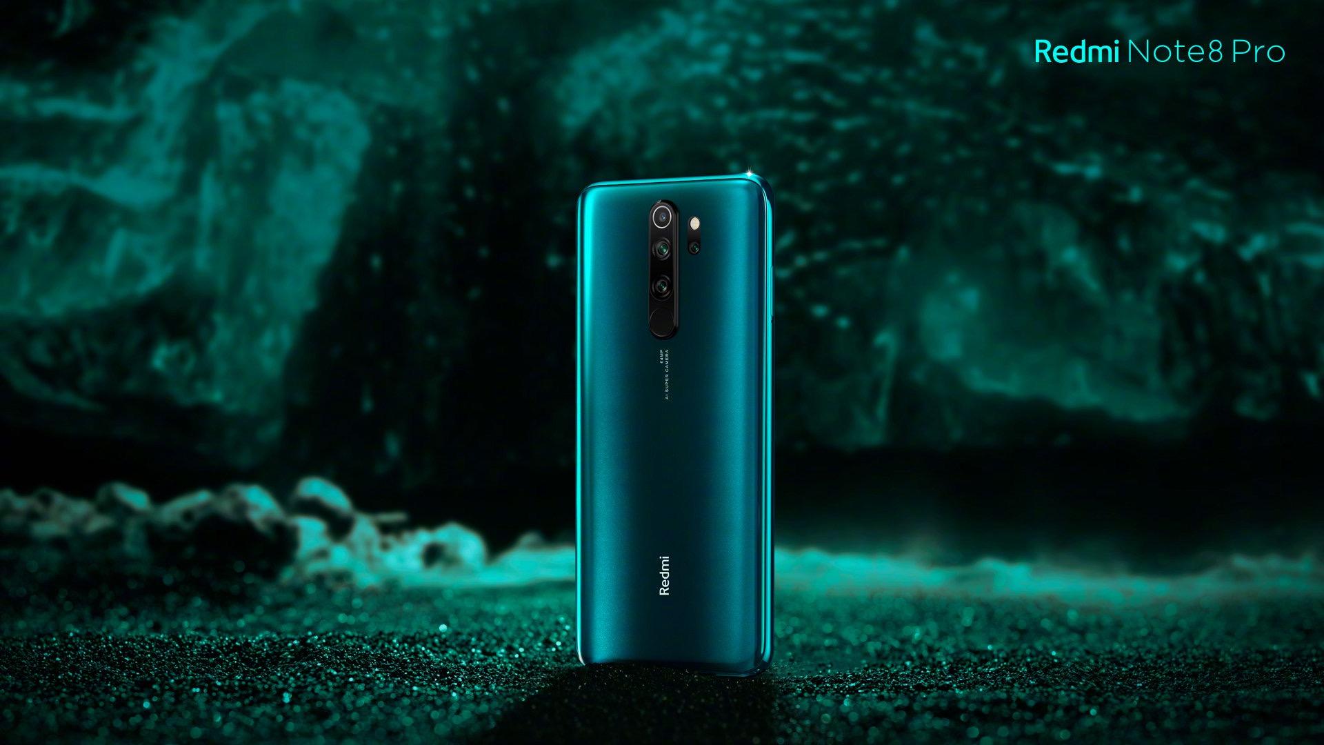Nueva tonalidad Ice Emerald del Redmi Note 8 Pro. Noticias Xiaomi Adictos